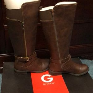 Guess Halsey Riding Boots